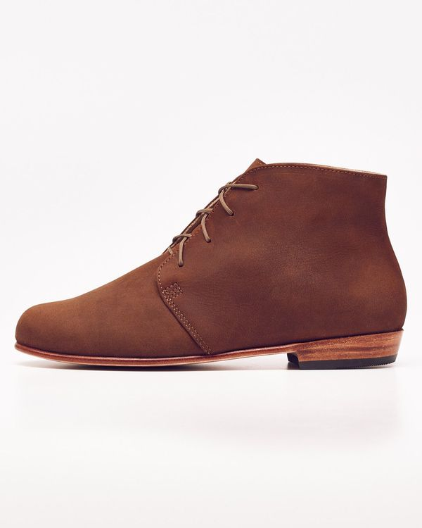 Nisolo Harper Chukka Boot Oak 5 for 5