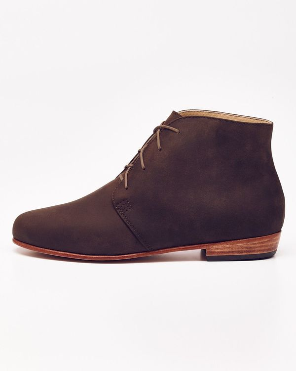 Nisolo Harper Chukka Boot Steel 5 for 5