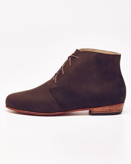 Nisolo Harper Chukka Boot Steel 5 for 5