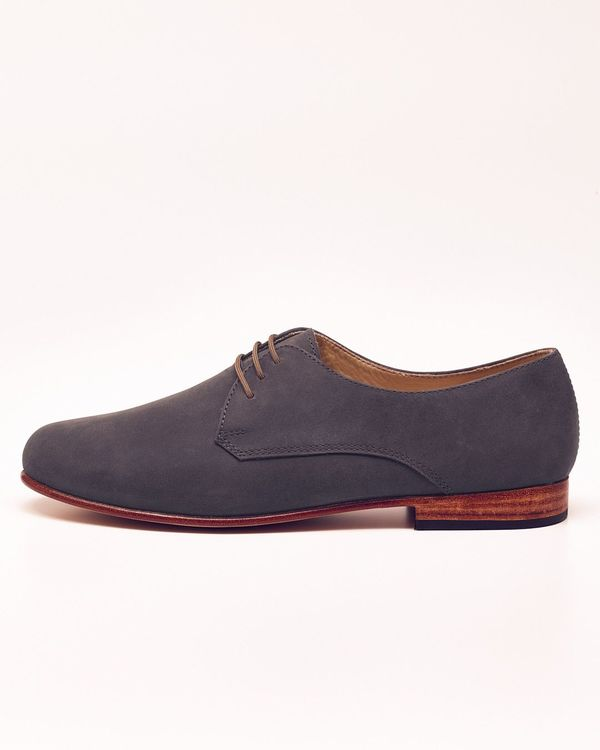 Nisolo Oliver Oxford Slate Grey 5 for 5