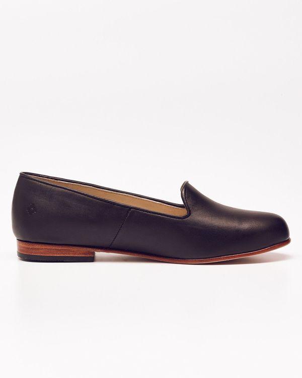 Nisolo Smoking Shoe Noir 5 for 5