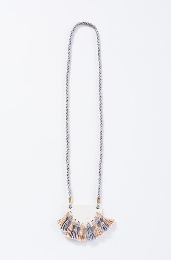 Gamma Folk Necklace No. 32