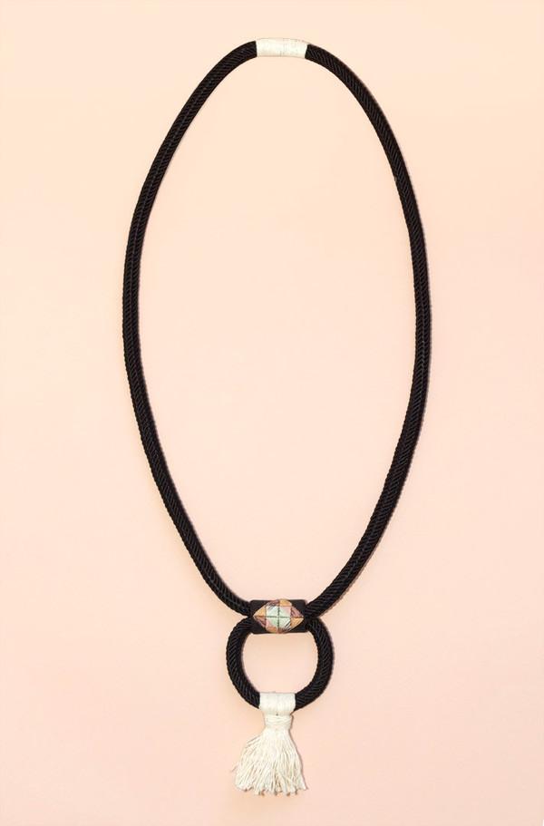 Gamma Folk No. 2 Necklace