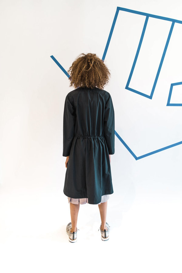 Nomia Snap Front Dress