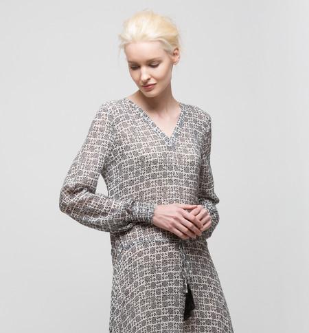 Lemlem Kafa Maxi Dress Print