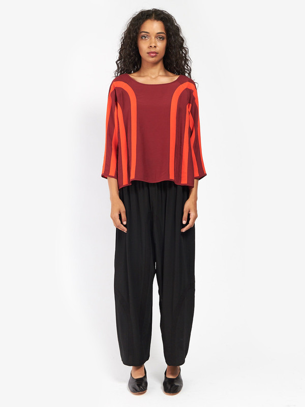 Henrik Vibskov Gordon Blouse Red