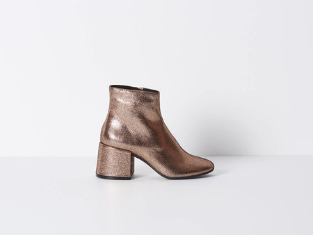 MM6 Glitter Boogie Boot