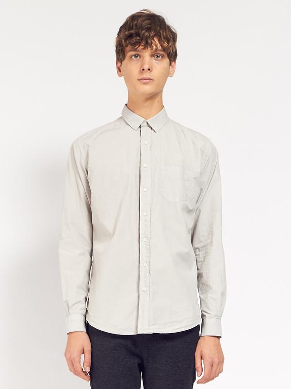 Men's Schnayderman Leisure Poplin Shirt