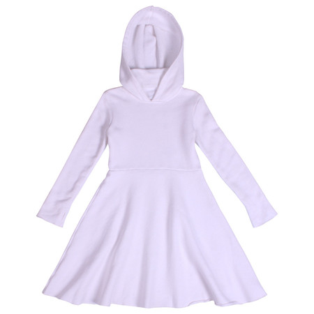 Kid's Mimobee Sweet Ninja Dress - White
