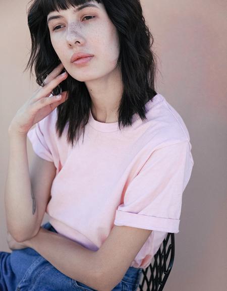 ALR Pink Shirt