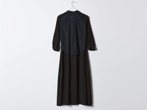 MM6 Black Dress