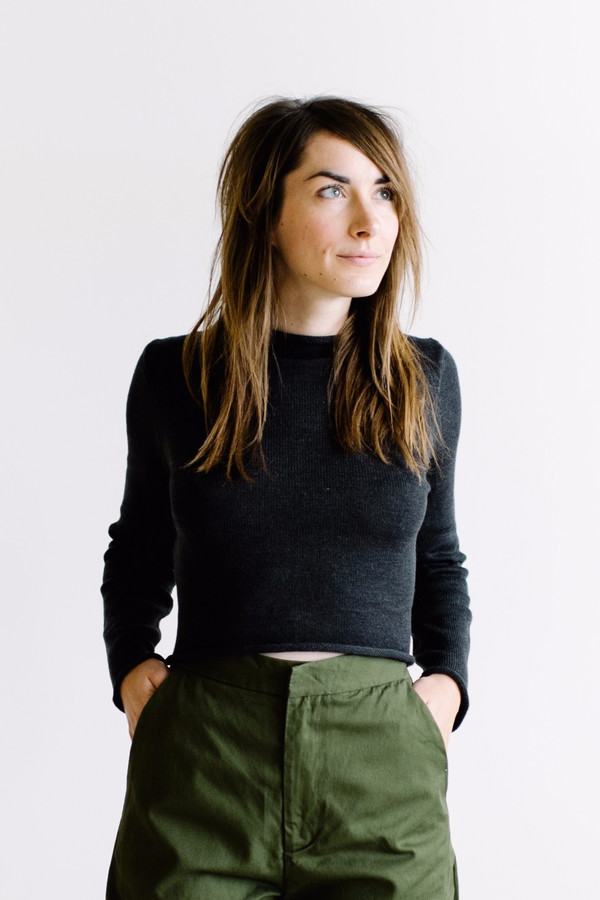 Kordal Charlotte Sweater // Black