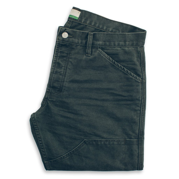 Men's Taylor Stitch The Chore Pant in Washed Olive