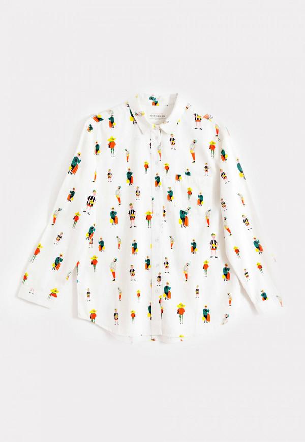 Thinking MU Cachetejack Shirt
