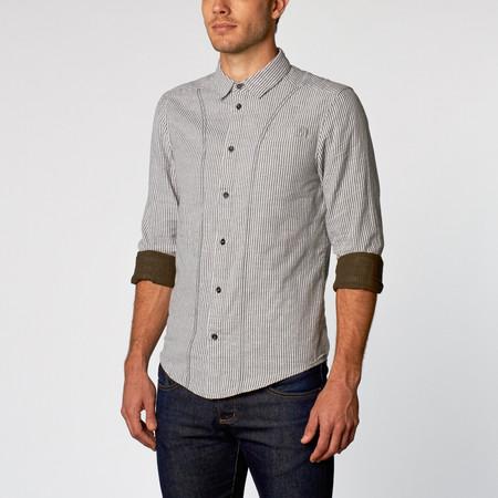 Men's Wolf & Man Oryan Shirt