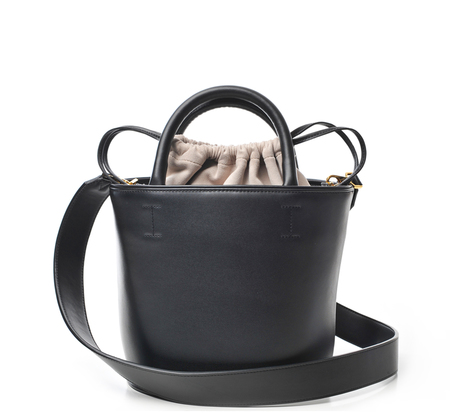 Vasic Black Edite Mini Bag