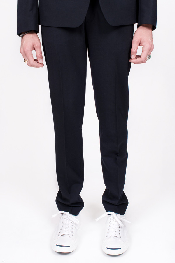 Mne's Hope Nash Trouser Dark Blue