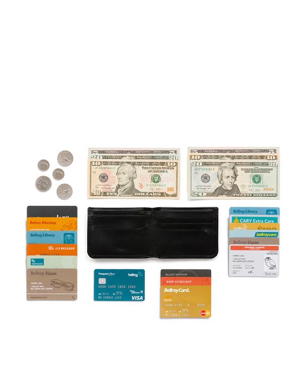 Bellroy Hide and Seek Wallet Black