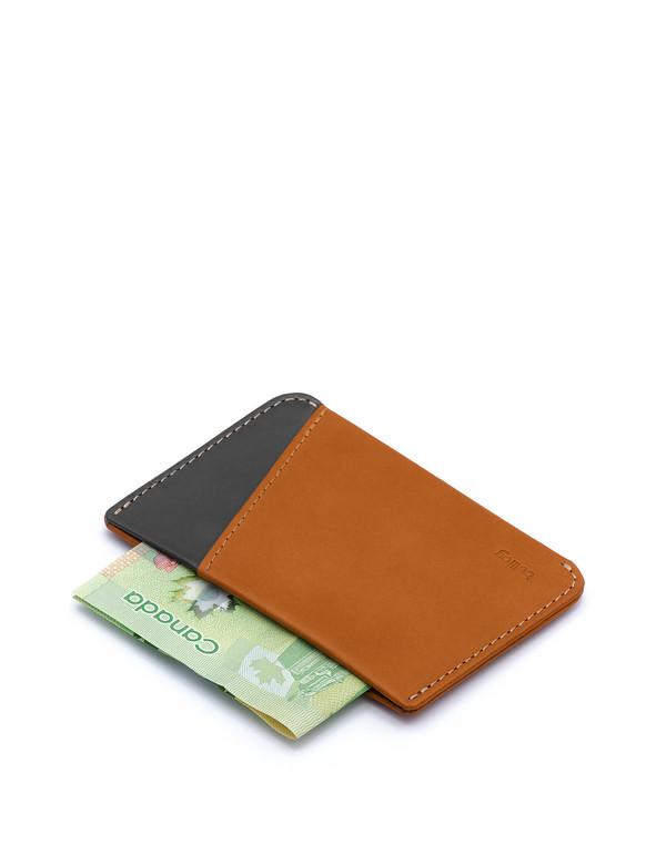 Bellroy Micro Sleeve Wallet Caramel