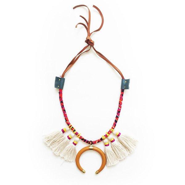Tassel Necklace - Cape Town