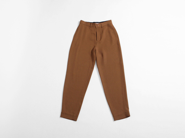 Rodebjer Row Trousers - Dark Sun