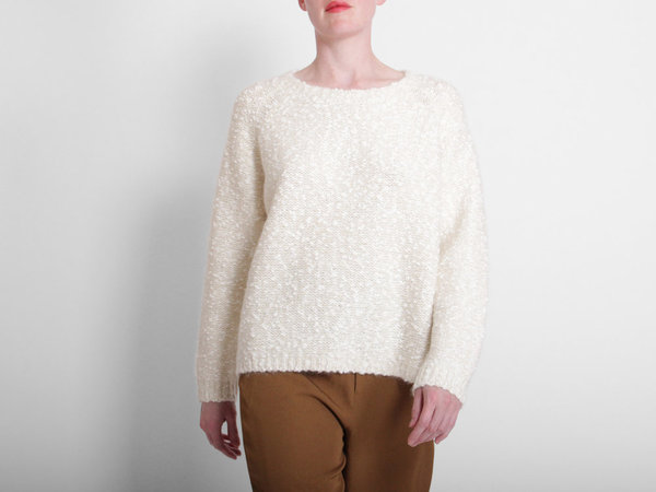 Hansel From Basel Hansel Sweater - Ecru