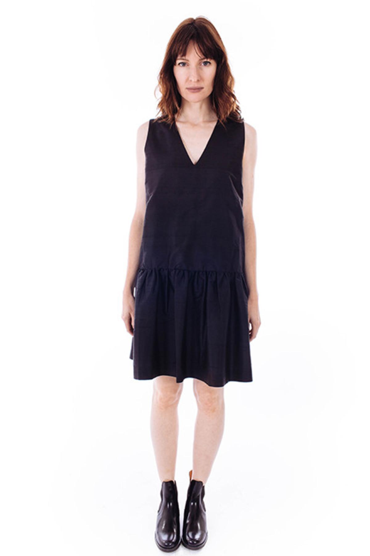 Galerry slip dress fabric