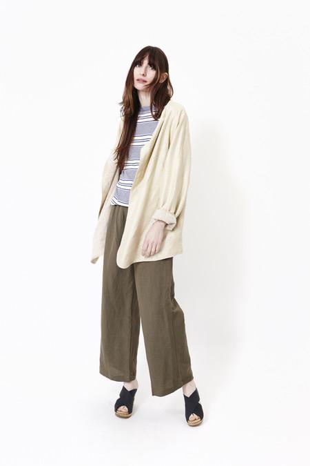 Namche Bazaar Silk Reversible Jacket by Namche Bazaar