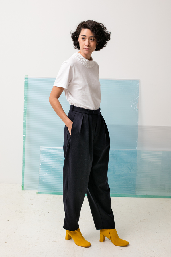 Reality Studio- Jack Trouser - Navy