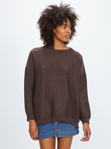 Revisited INSIDE OUT SWEATER