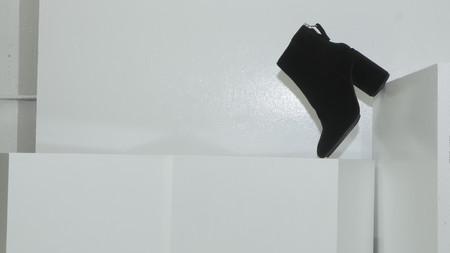 CROSSWALK SHOES POP UP HILL STREET (2354) Black Velvet