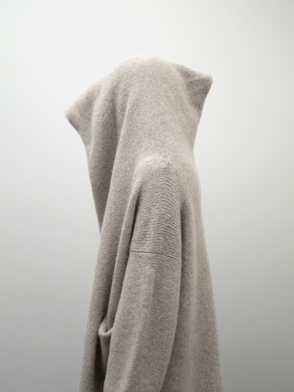 Lauren Manoogian Capote Coat, Ecru