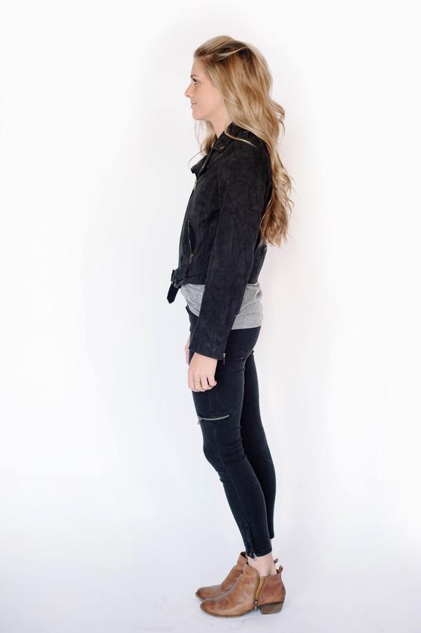 Paige Denim Daryn Ankle Zip