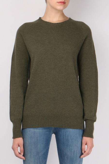 Ma'ry'ya Raglan Sweater