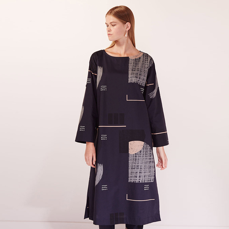 Kowtow Blueprint dress - case study