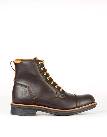 "Men's Timberland Willoughby 6"" Waterproof Boot Dark Brown"