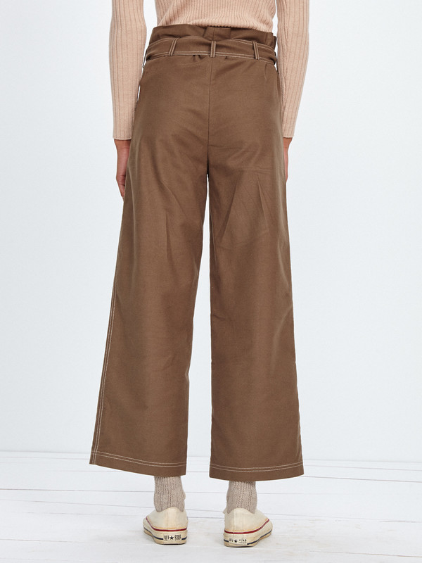ÁERON PAPER BAG TROUSER