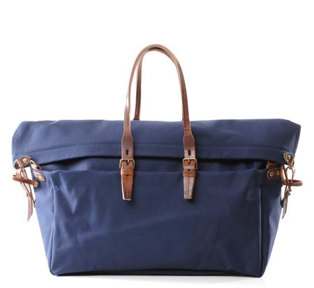 Bleu de Chauffe Blue Cabine Bag