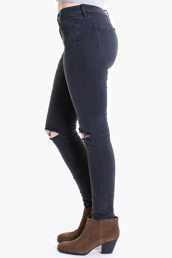 3x1 5 pocket mid rise skinny in echo