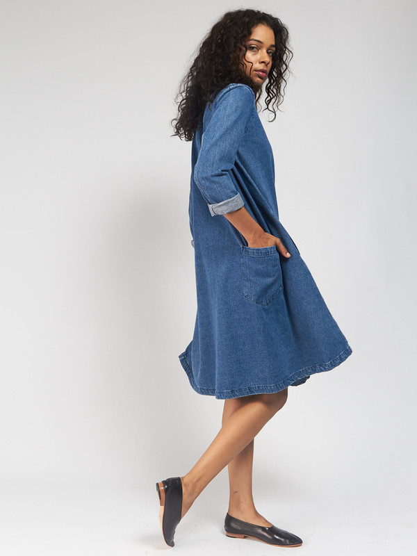 69 Longsleeve Basic Dress