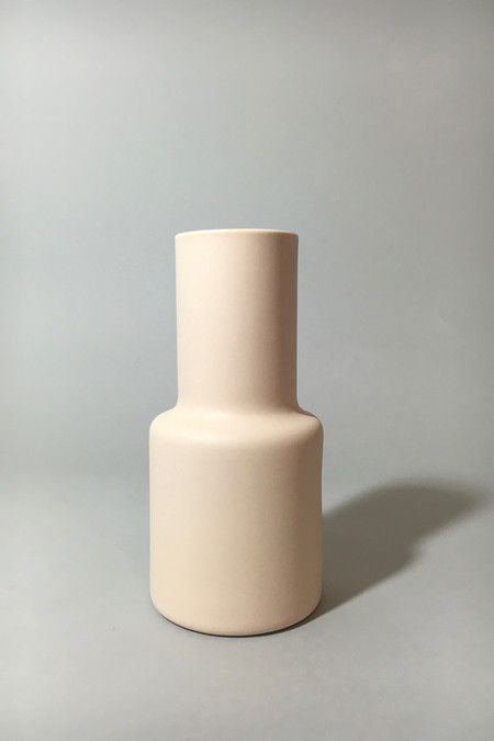 The Granite Epoca Vase - Blush