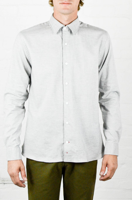 Men's Apolis Transition Heather Shirt