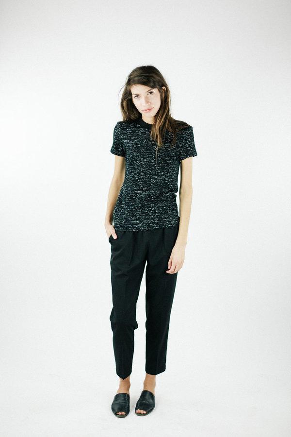 Just Female Tammy Tee - Black
