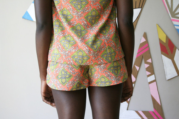 DARLING LOUISA SHORTS