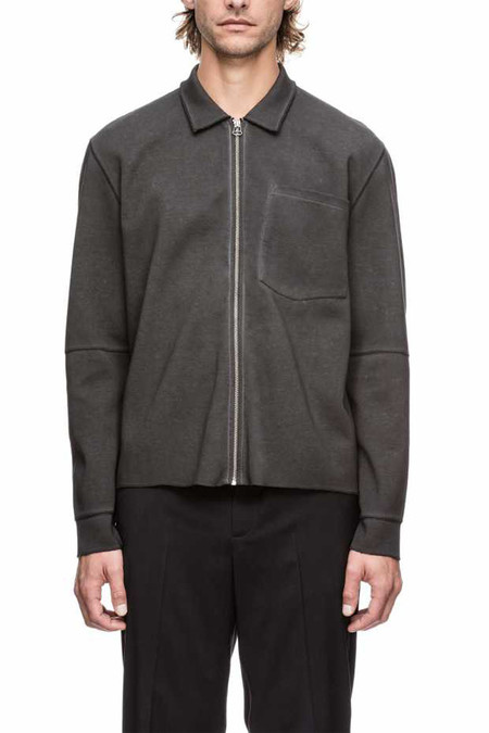 Men's Our Legacy Raw Edge Blouson - Scuba