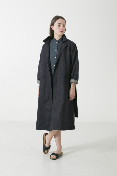 GOOD STUDIOS WOMENS DENIM DUSTER