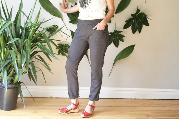 DAGG & STACEY FULLERTON PANTS