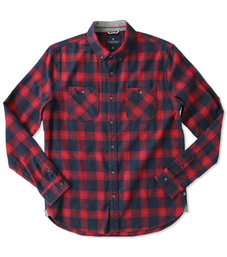 Men's Roark Revival Highway 4 Flannel