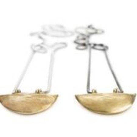 Rebekah J. Designs Sun Necklace
