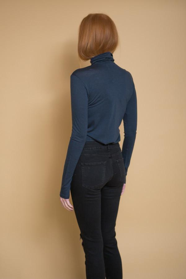 Just Female Violet Rollneck / Blue